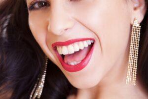 Gyönyörű, egészséges mosoly